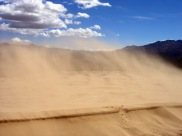 wind dirt