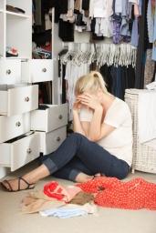 closet clothes